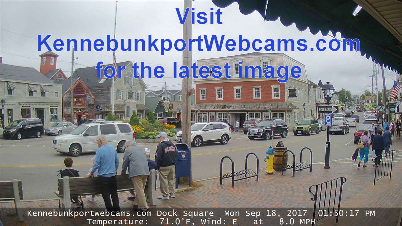 Kennebunkport Dock Square